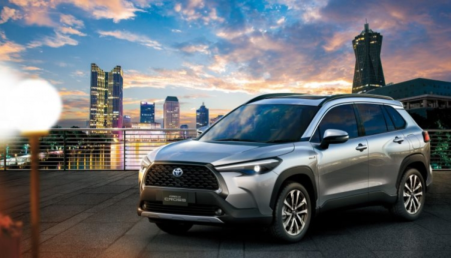 Full Details of Corolla Cross: Pakistani Variants