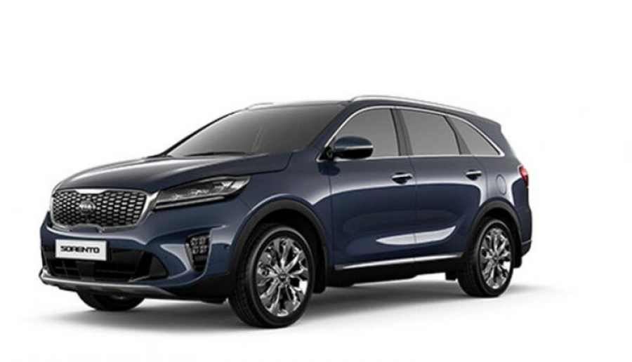 KIA Sorento: New Competitor For Toyota Fortuner?