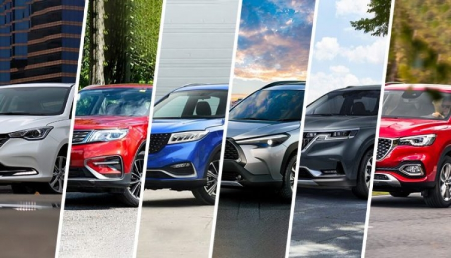 6 NEW Cars Coming in PAKISTAN This December
