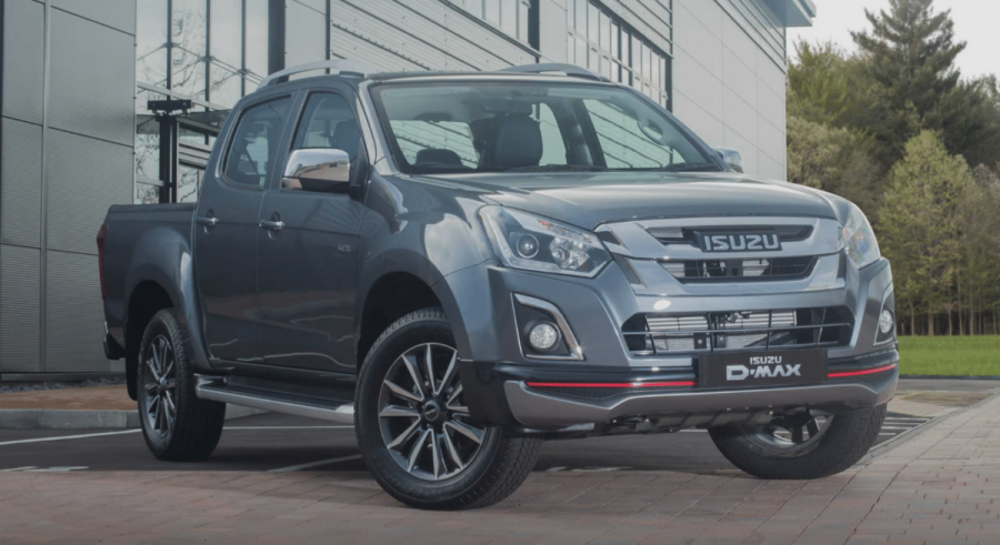 Ghandhara is All Set To Launch Isuzu MU-X in Pakistan