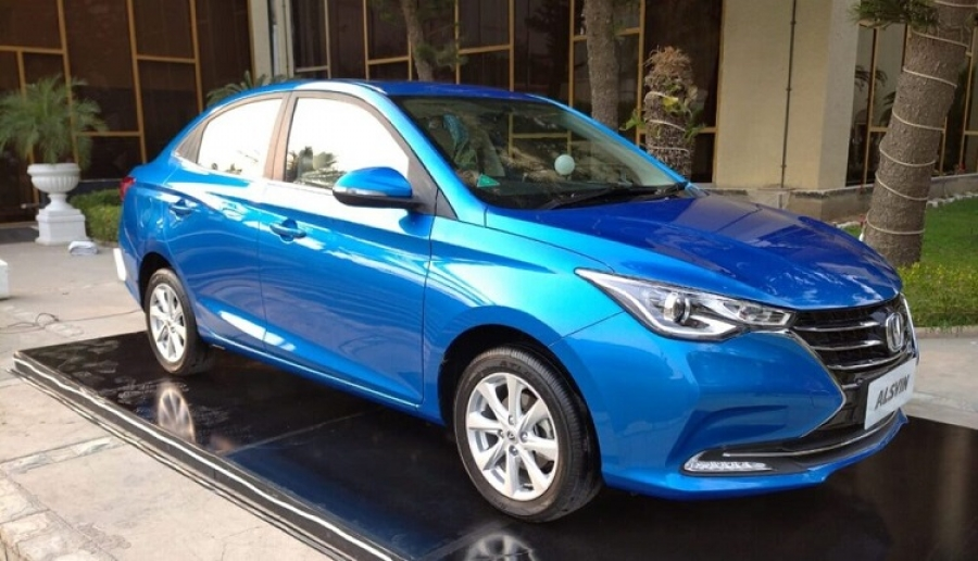 Changan Alsvin Price in Pakistan