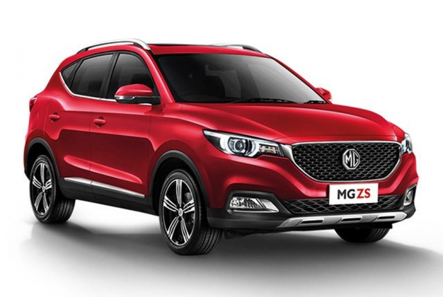 MG ZS Price in Pakistan
