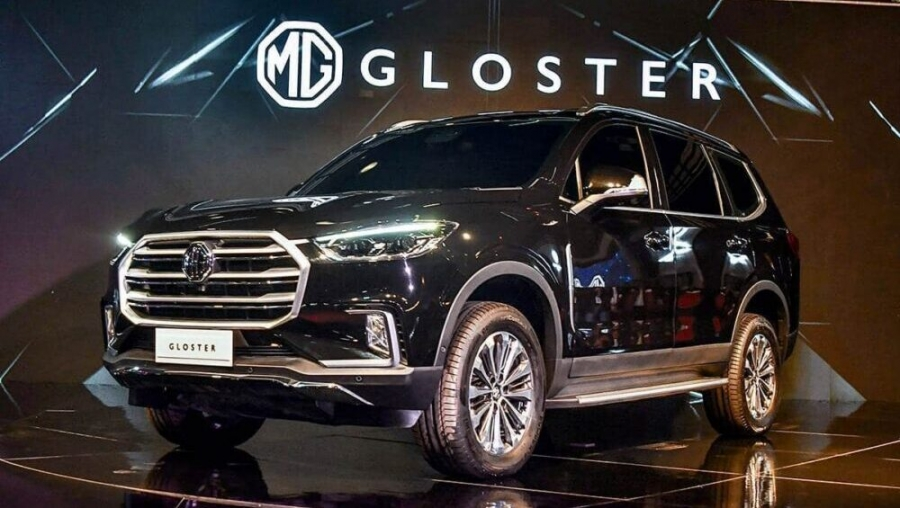 MG Gloster is Coming To Pakistan Very Soon