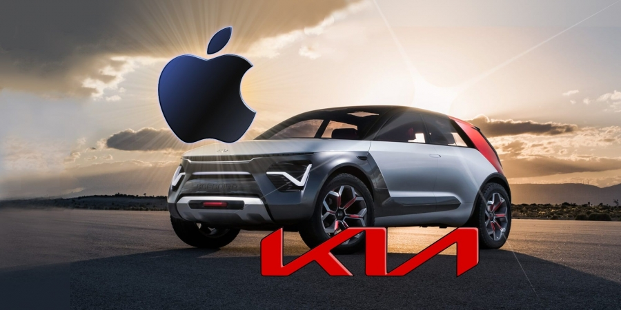 KIA Motors Will Lead The Apple Car Project?