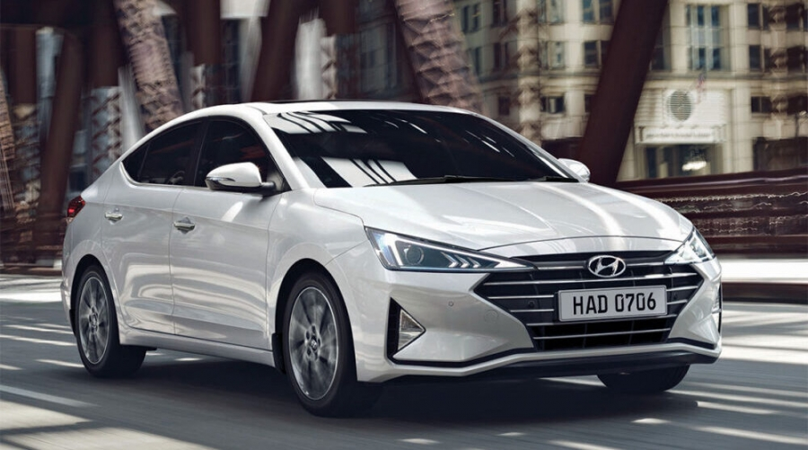 Hyundai Elantra Will Launch On This Date in Pakistan