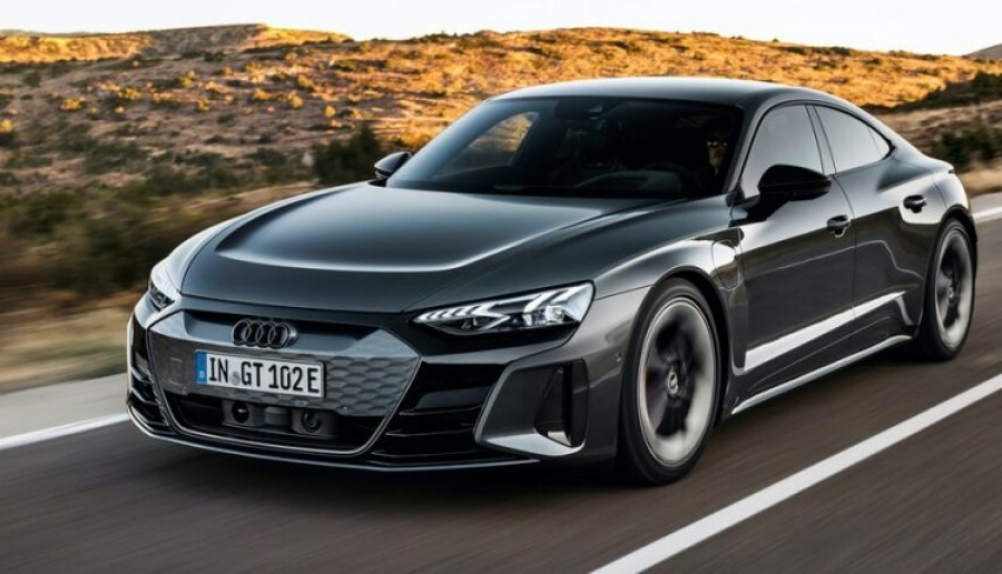 Audi Pakistan Has Opened Booking For Audi E-Tron GT And RS