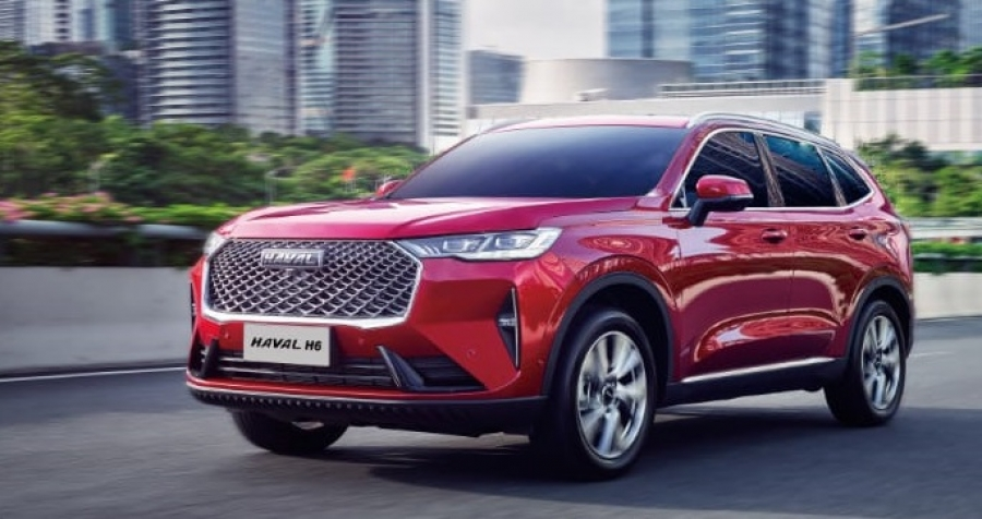 HAVAL is Coming To Pakistan Soon with H6 Crossover SUV