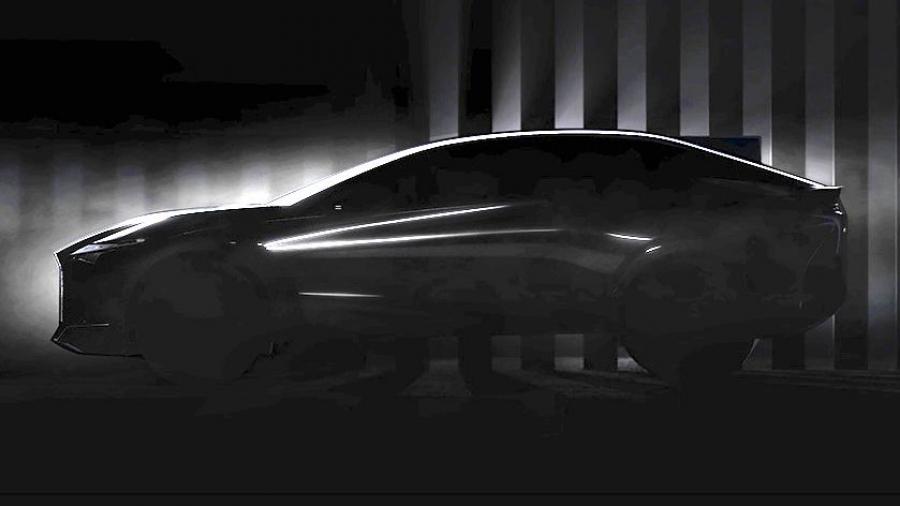 Lexus Has Announced To Unveil its Upcoming SU-EV