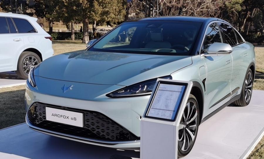 World's First Self-Driving 5G Electric Car is HERE