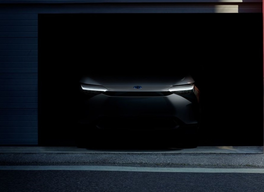 Here's Toyota Upcoming Electric Car (EV)