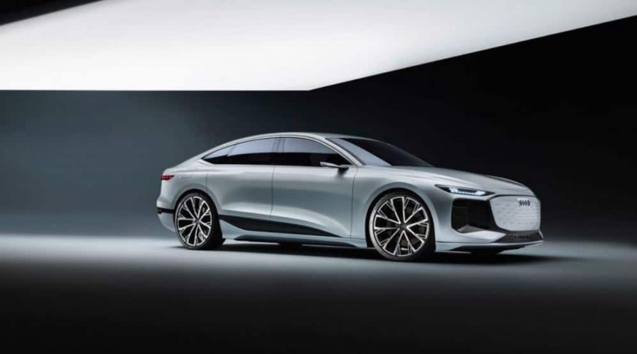 Audi Revealed The Official Concept For The A6 E-Tron