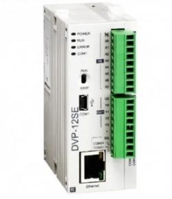Delta DVP12SE211R Relay Output PLC
