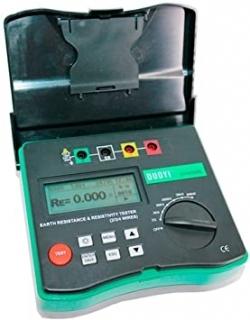 Buy DY4300B DOUYI 4-Terminal Earth Resistance/ Soil Resistivity Tester in Pakistan