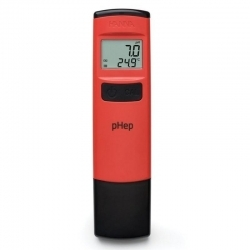 Buy HI98107 Hanna Instruments Waterproof Pocket pH Tester with 0.1 Resolution in Pakistan