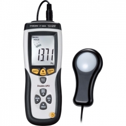 Buy ST8809A Standard Instruments LIGHT METER W/LCD DISPLAY USB in Pakistan