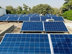 5kW Solar System with Net Metering Available