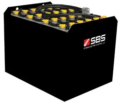 Din Cell Tubular Forklift Battery in Pakistan