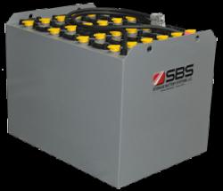 PzS - Din Traction Motive Power Forklift Batteries