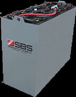 PzB - BS Traction Motive Power Forklift Battery