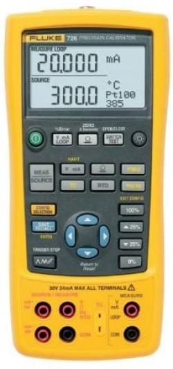 Buy Fluke 726 Precision Multifunction Calibrators in Pakistan