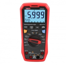 Buy UT61D+ UNI-T 1000V True RMS Digital Multimeter in Pakistan