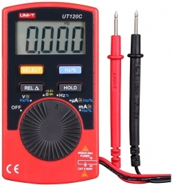 Buy UT120C UNI-T Pocket Size Digital Multimeter in Pakistan
