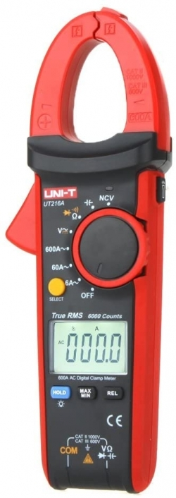 Buy UNI-T UT216A True RMS Digital Clamp Meter in Pakistan