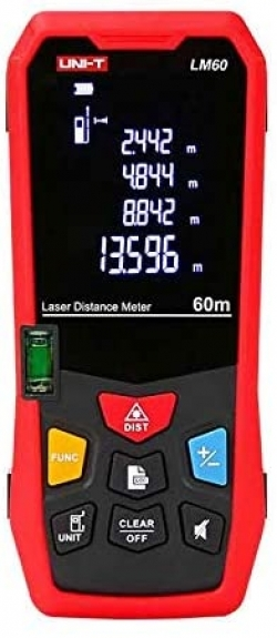 Buy LM60 UNI-T Laser Distance Meter in Pakistan