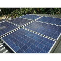 5 KW Solar Panel Install In Lahore