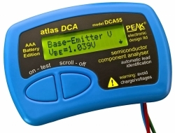 Buy DCA55 ATLAS UK Semiconductor Component Analyser in Pakistan