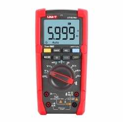 Buy UNI-T UT17B PRO 1000V True RMS Digital Multimeter in Pakistan