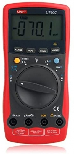 Buy UT60C Digital Multimeter in Pakistan