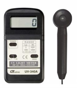 Buy Lutron UV-340A UV Light Tester Light Meter UV Radiometer in Pakistan