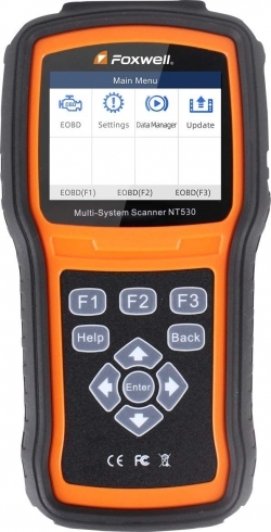 Buy FOXWELL NT530 for BMW Multi-System OBD2 Diagnostic Scanner in Pakistan