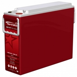 Buy NorthStar 12v 100ah Sealed Lead Acid Dry Battery in Pakistan